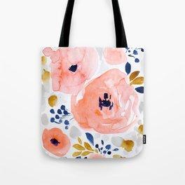 Genevieve Floral Umhängetasche