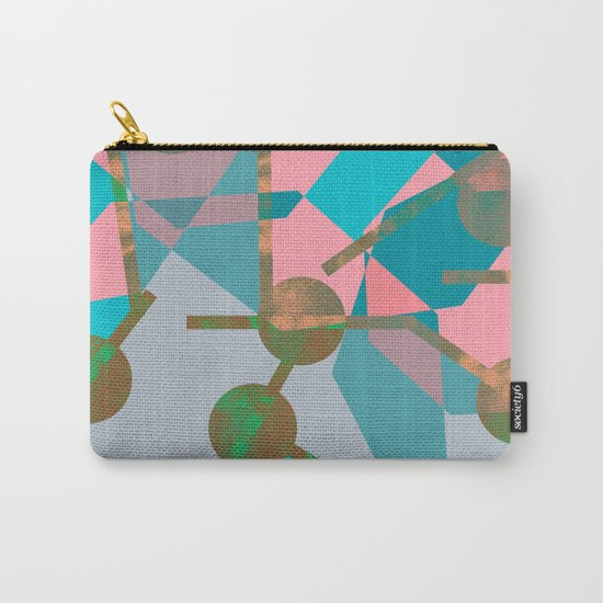 ART DECO GLAM 1 Carry-All Pouch
