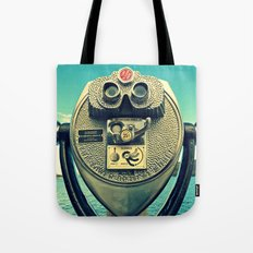 Look and See Tote Bag