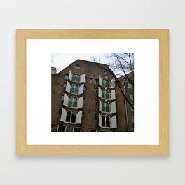 Canal House - M Framed Art Print