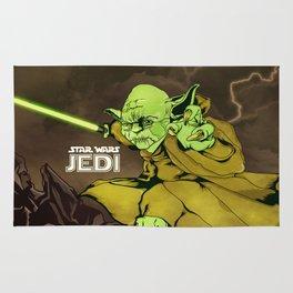 Master Yoda Rug
