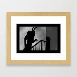 Hasenpfefferatu Framed Art Print