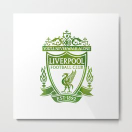 Football Club 13 Metal Print