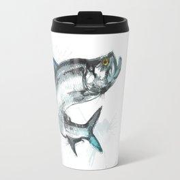 Tarpon Fish Travel Mug