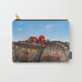 End of Lobster fishing season Carry-All Pouch