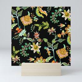 Flowers in Winter Mini Art Print