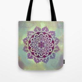 Hipnotic Mandala Design Tote Bag