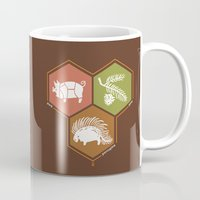 math Mugs featuring simple math by 7115