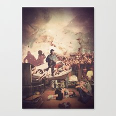 'Television' Canvas Print