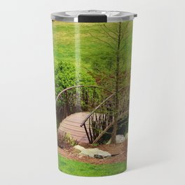 Small Arched Bridge Travel Mug