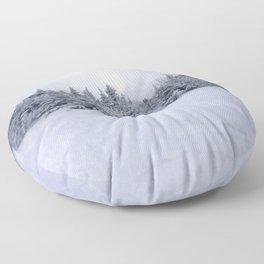 Tree Line Floor Pillow
