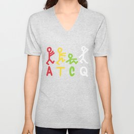 ACTQ A Tribe Called Quest Unisex V-Neck