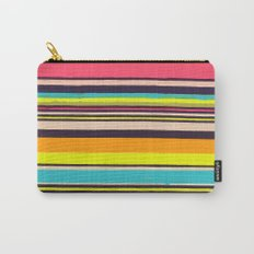 Candy Stripes! Carry-All Pouch