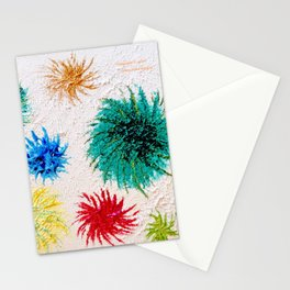 """Spring Burst"" Original Oil Painting Stationery Cards"