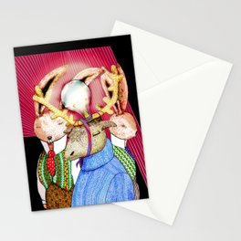 Fools' King Stationery Cards