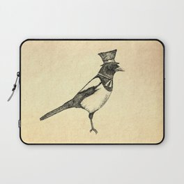 Hello Mister Magpie Laptop Sleeve