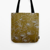 shells Tote Bags featuring Shells by ANoelleJay