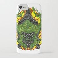 venom iPhone & iPod Cases featuring Venom by Bryan Yentz