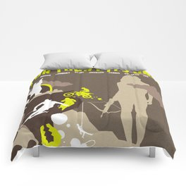 James Bond Golden Era Series :: For Your Eyes Only Comforters