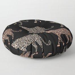Leopards Floor Pillow