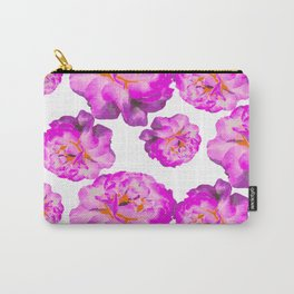 Summer Floral Carry-All Pouch