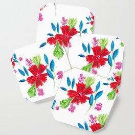 Vintage Floral Coaster