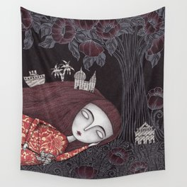 Tree of Forever Dreams Wall Tapestry