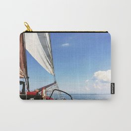 A Day Sailing Carry-All Pouch