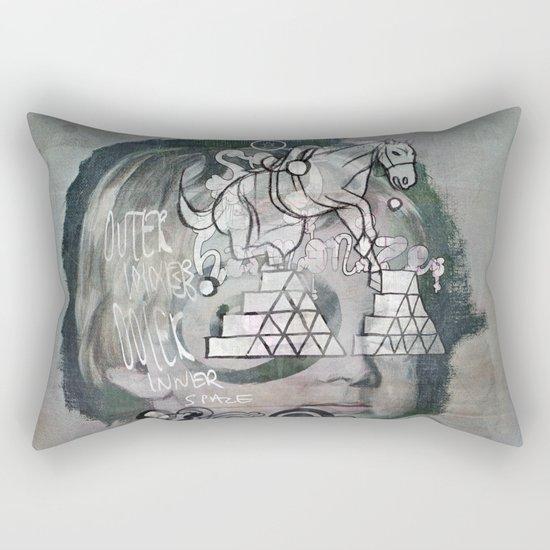 Aberrational State Rectangular Pillow