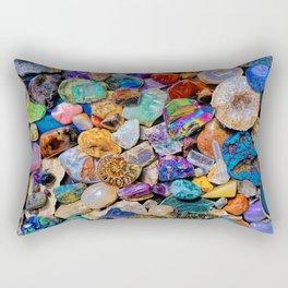 Rocks and Minerals, Geology Rectangular Pillow