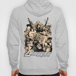 J-LEAGUE - Japanese Special Force Hoody