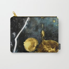 gold dark matter Carry-All Pouch