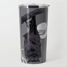 Purple Bat Travel Mug