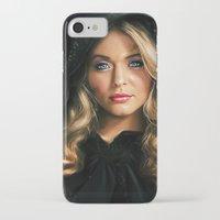pretty little liars iPhone & iPod Cases featuring Pretty Little Liars  by Erwan Khatib