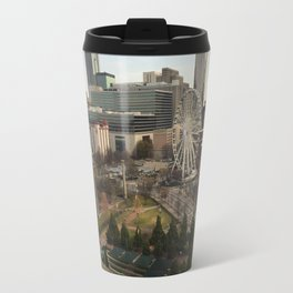 A view from above Travel Mug