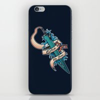 final fantasy iPhone & iPod Skins featuring My Story [Final Fantasy] by Ruwah