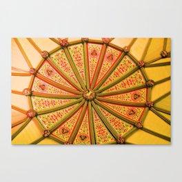 Secret Ceilings Canvas Print