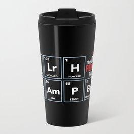 The Big (Bang) Periodic Table Metal Travel Mug
