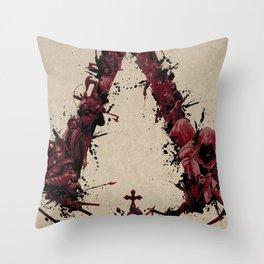 Assassin's Creed Saga Throw Pillow