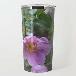 wildflowers after a rain Travel Mug