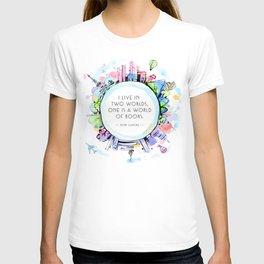Rory Gilmore Bookish World T-shirt