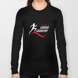 Cross country Long Sleeve T-shirt
