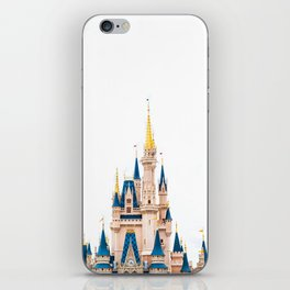 Cinderella Castle iPhone Skin