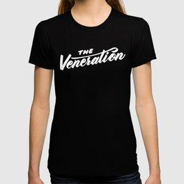 The Veneration Vintage Script T-shirt