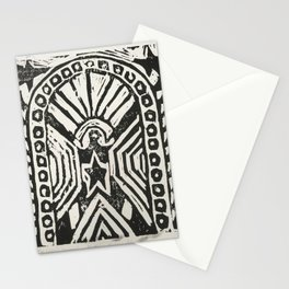 The Cosmic Doorway Stationery Cards