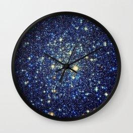 Twinkle, Twinkle Little Stars Wall Clock