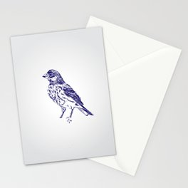ROBINS SONG Stationery Cards
