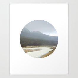 IMAGE: N°9 Circle Art Print