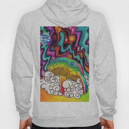 Lucas the Space Whale Hoody