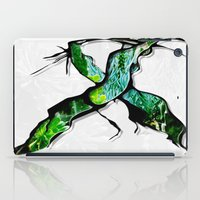 middle earth iPad Cases featuring Meet in the Middle by Lani Harmony